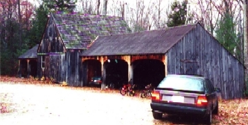 Powell House Barn