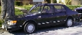 1985 SAAB 900 4 door Turbo