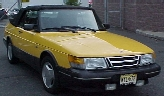 "1991 SAAB 900 ""Bumblebee"" Special Edition Convertible - US"