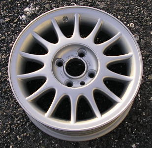 SAAB 9000 14 spoke wheel